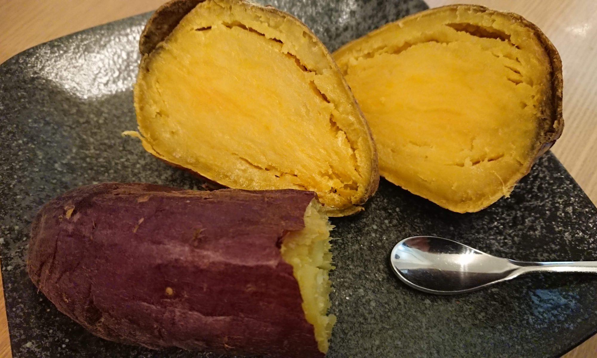 安納芋とシルクスイート